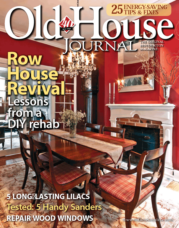 """Old House Journal"" April/May 2013"