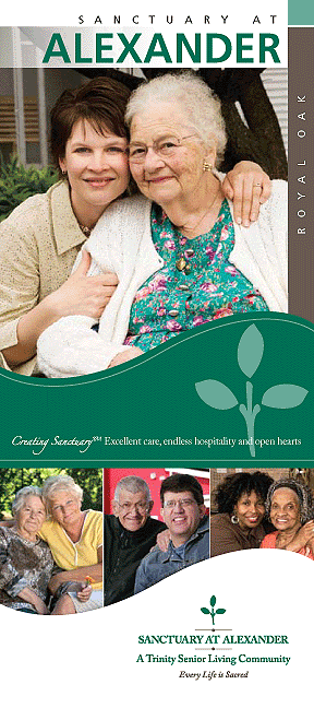 Trinity Senior Living Communities Brochure