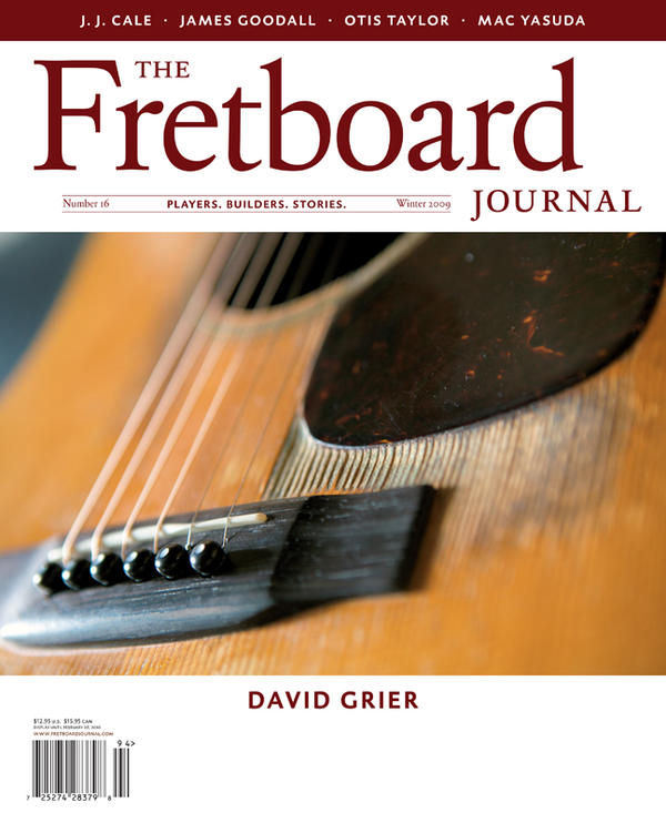 """The Fretboard Journal,"" Winter 2009"