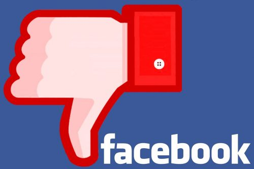 Facebook Thumbsdown